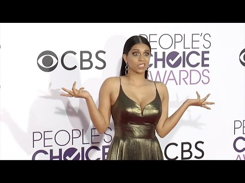 """Lilly Singh """"People"""