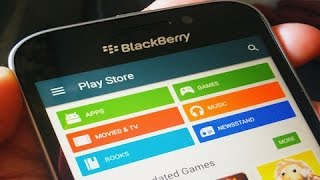Install Google Play Store for BlackBerry10 (Z10/Q10/Q5/Z30/Z3/Passport/Classic/Leap)