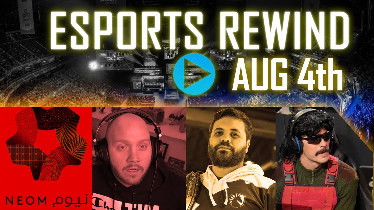 Can't Play with Dr Disrespect, Riot and FaZe Drop Things FAST | Esports Rewind #64
