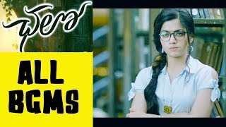 Chalo All BGMS BackgroundMusic Telugu BGMS Trailer Teaser Songs
