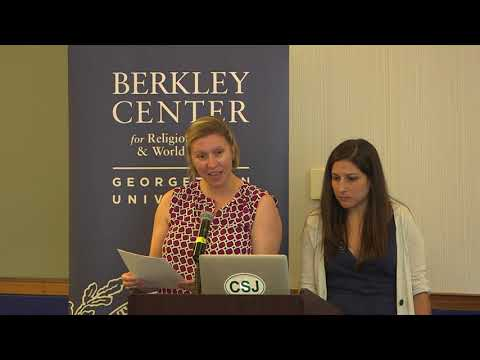 2017 Global Social Justice Summer Research Symposium panel2