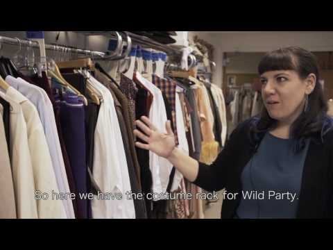 The Wild Party - Costume Design with Heather Jackson