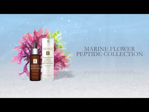 Immerse Your Skin With Marine Flower Peptides | Eminence Organics