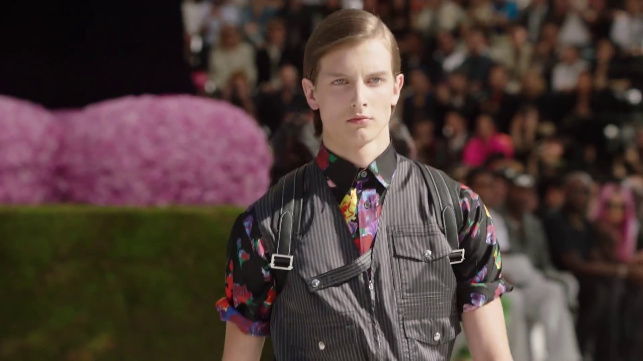 b7ccf55194 Dior Men's Summer 2019 Show - Key Looks - YouTube