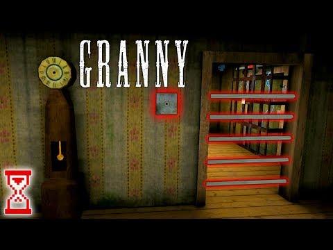 Прохождение через главную дверь + Экстра замки | Granny 2
