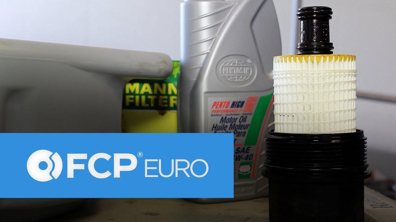 Mercedes Oil Change Ml 350 Pentosin Mann Without