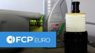 Mercedes Oil Change (ML 350, Pentosin, Mann, Without Extractor) FCP Euro(Get the kit & DIY ..., 2014-05-06T11:54:44.000Z)