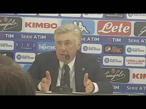 """Conferenza Ancelotti post Roma: """"Averli messi sotto ci crea soddisfazione"""""""