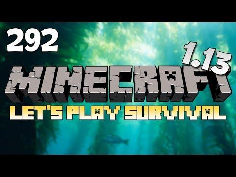 Minecraft Let's Play   Episodio 292 - La nuova farm automatica di alghe