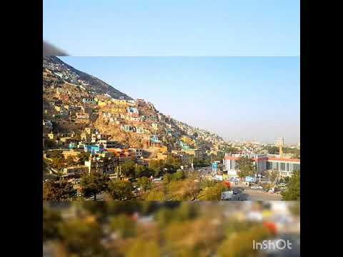 Kabul city 2019