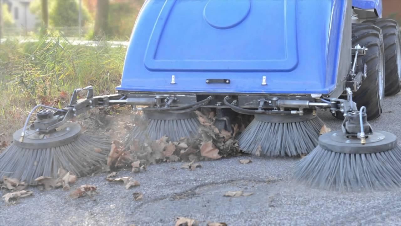 MultiOne Vacuum Sweeper