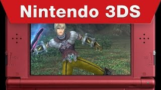 Xenoblade Chronicles 3D Let the Shackles be Released! Trailer