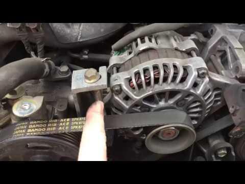 subaru impreza belt change and adjustment youtube rh youtube com 4 Cylinder Boxer Engine Subaru 4 Cylinder Boxer Engine Subaru