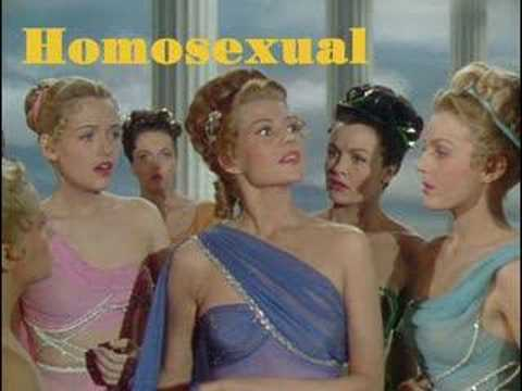 Rachel Maddow explains Lesbians vs. ladies from Lesbos