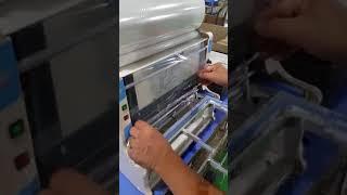 """오성산업 팩시스 도시락 포장기 설치방법 """"e나…"""