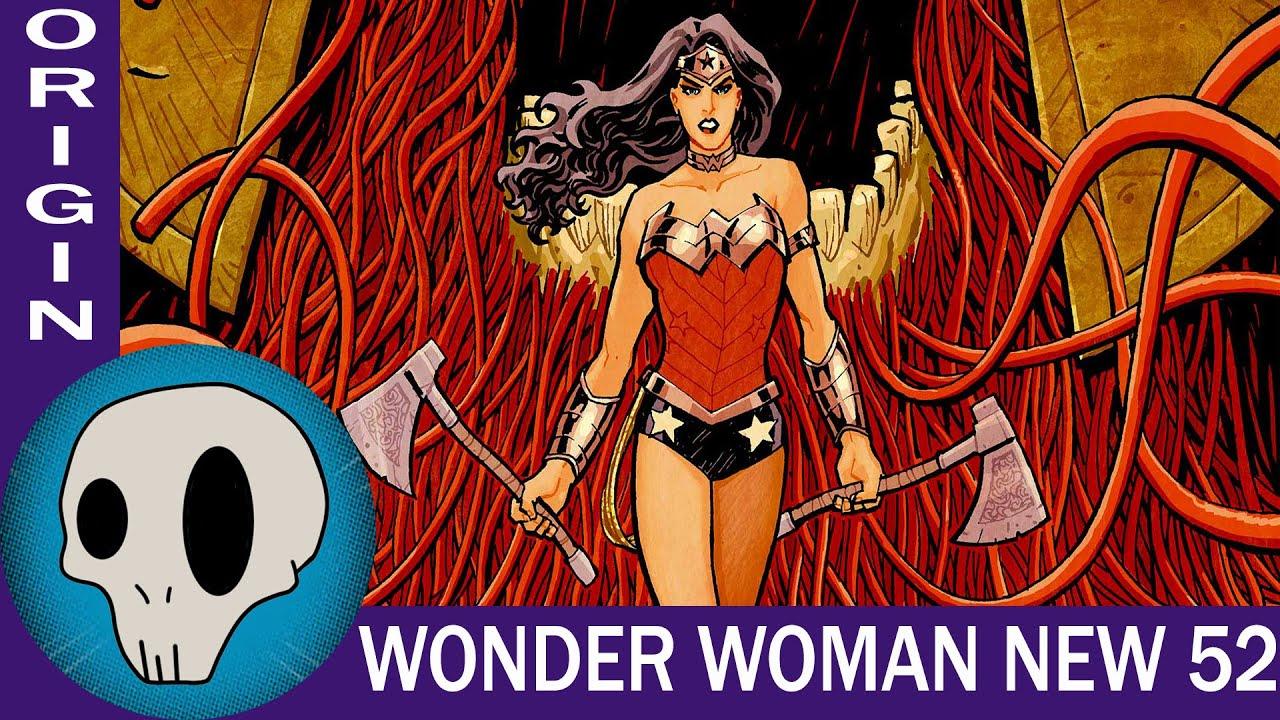 Wonder woman new 52 porn take