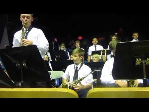 Midlothian Middle Jazz Band, Hang  Sloopy