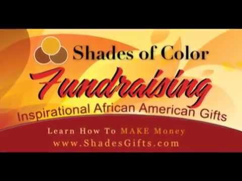 Black Gifts Fundraising: Sell African American Gifts With African American Fundraising