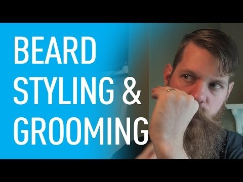 How To Groom And Style A Long Beard | Eric Bandholz