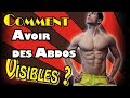How To Have A Visible SIX-PACK Abs ? (3 Tips To Get Abs To Show Without Flexing)