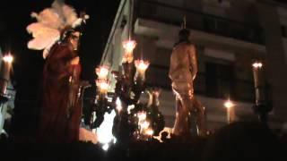 Innecce (Salida). Martes Santo. Villanueva de Córdoba 2014. Los Tolitos