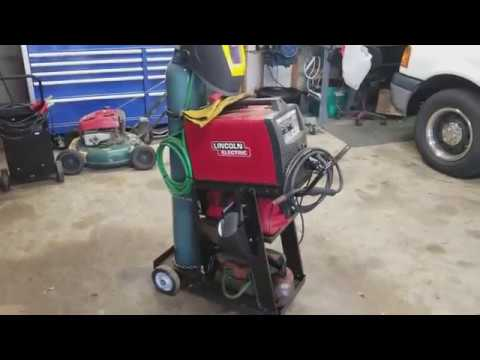 Review of the Lincoln Pro Mig 180 welder