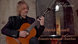 David Russell - FULL CONCERT - Omni on-location in Spain