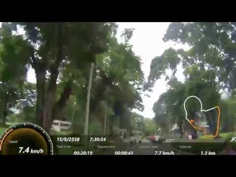 Run4Share: Lumpini Park(20150915)