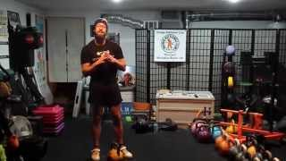 Orange Kettlebell Club Vlog: 6 (Contact in the Jerk)