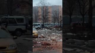 Взрыв в жилом доме (проспект Солидарности 21 корп.1)