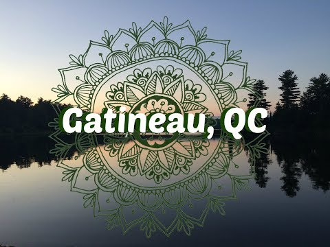 Gatineau Travel Diary 2017