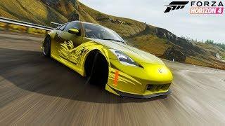 Download Forza Horizon 4 2018 Bmw I8 Roadster Drift Logitech G920