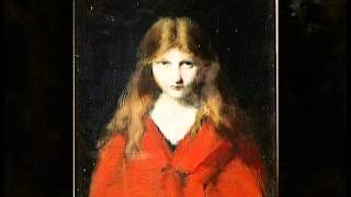 Jean-Jacques Henner (15 March 1829 -- 23 July 1905)