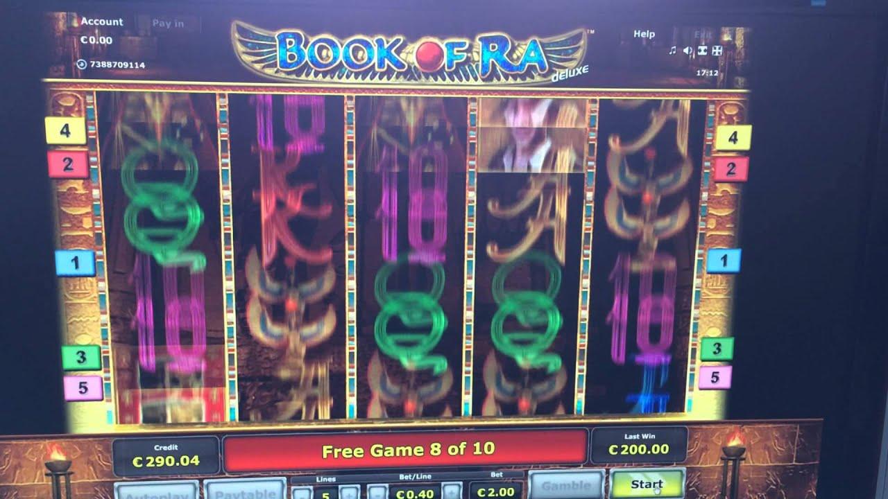 Book Of Ra Online Spielen Wo