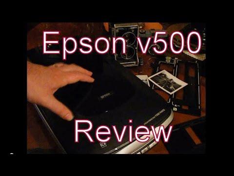 The Film Photographers Friend - The Epson V500 Scanner