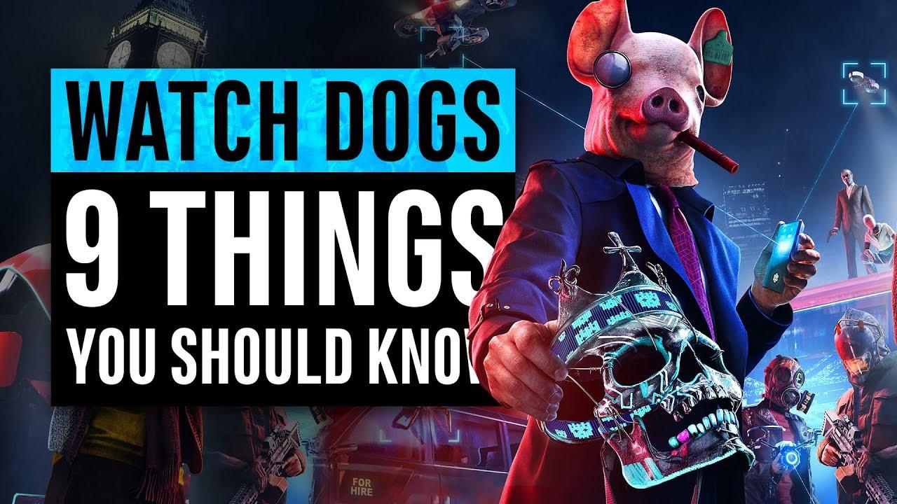 Wachhunde Legion | 9 Dinge, die Sie wissen müssen! (Neues Footage) #ad + video