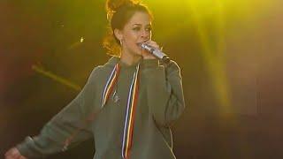 """Vanessa Mai -Nie wieder.(Live) Aus dem neuen Album """"Regenbogen"""".2017"""