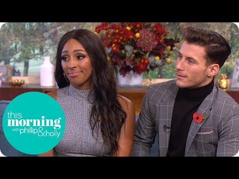 Alexandra Burke Addresses Rumours of a Rift With Gorka Marquez | This Morning