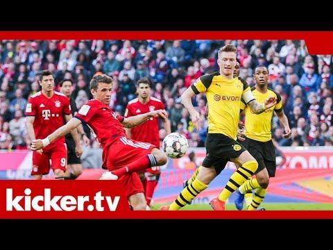 Prestigeduell im Supercup - der BVB empfängt die Bayern | kicker.tv