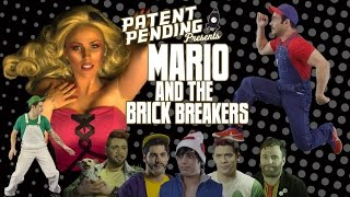 Repeat youtube video Patent Pending Presents: Mario And The Brick Breakers Hey Mario Movie