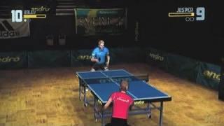 Rockstar Games Presents Table Tennis Nintendo Wii Gameplay