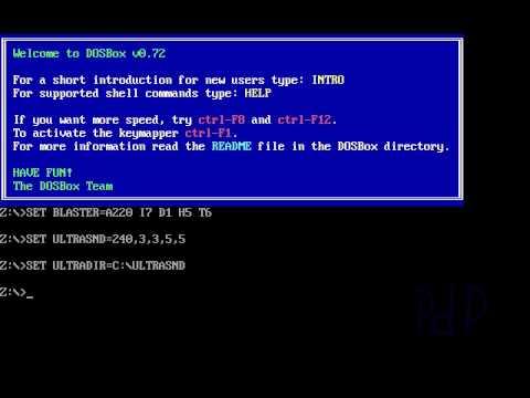 How to make DOSBox show in Full Screen mode in Windows PC | Doovi