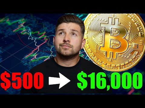How I Turned $500 Into $16,000 With CRYPTO In One Month As A COMPLETE BEGINNER