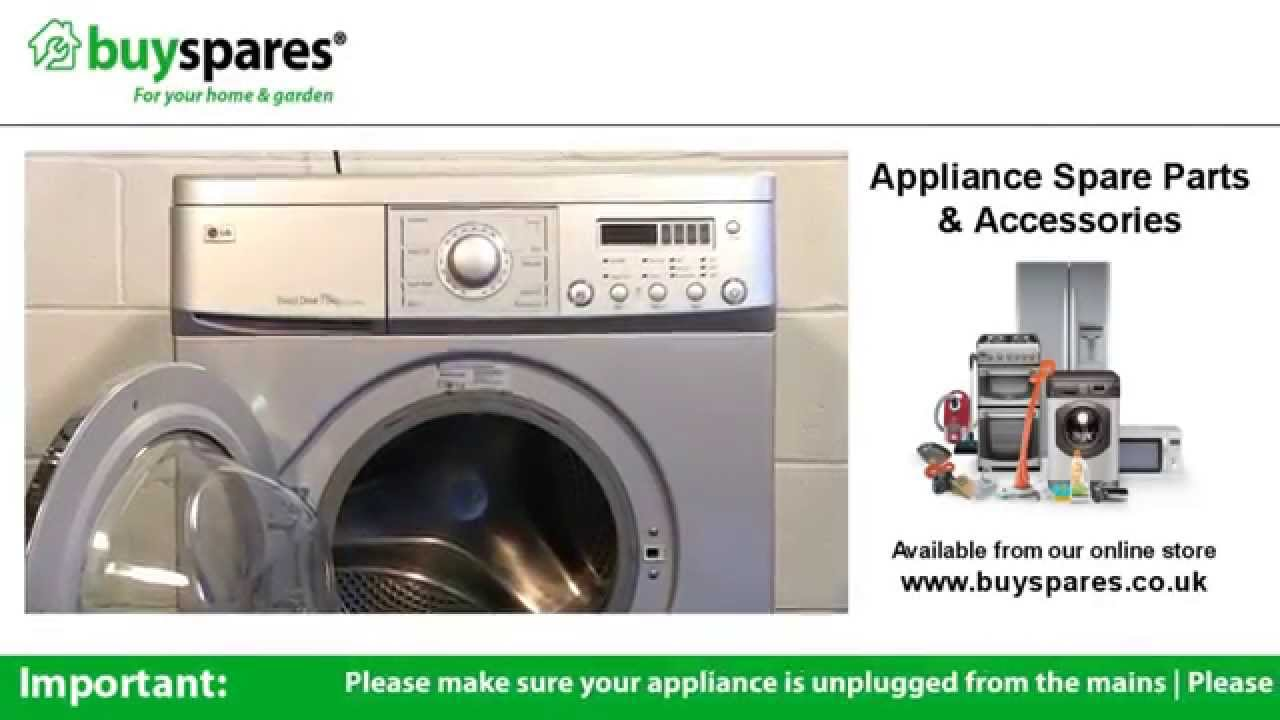 How To Identify Lg Washing Machine Error Codes Youtube