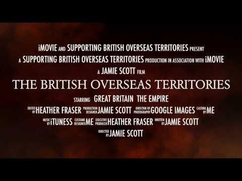 The British overseas territories