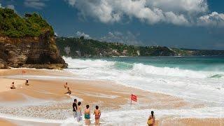 ДЕРЗКИЕ ВОЛНЫ. Пляж DreamLand. Bali, Indonesia