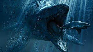 Мозазавр. Кто он?