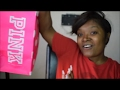 Victoria Secret Pink Try-on  Haul.......febuary 2017 video
