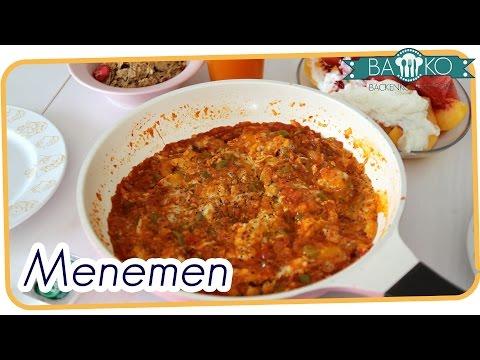 Menemen - türkisches Rührei / BaKO