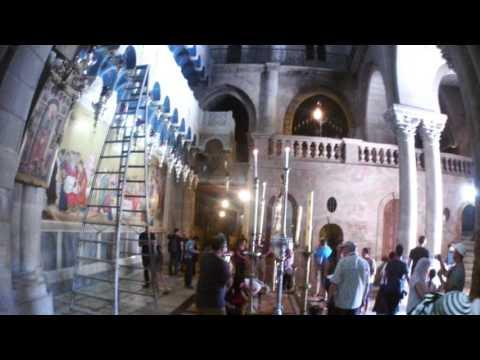 SUNP0007Jerusalem Israel 2015 Igreja Do Santo Sepulcro ISDEF Junho